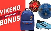 Intersport webshop akcija vikend super bonus