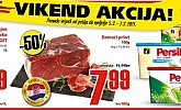 Interspar vikend akcija do 7.3.