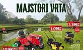 Pevex katalog Majstori vrta