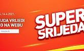 Intersport webshop akcija Super srijeda 14.04.