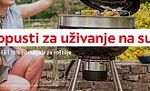 Lesnina webshop akcija Roštilji i pomagala do 31.05.