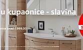 Lesnina webshop akcija Slavina gratis