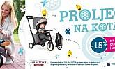 Magic Baby webshop akcija Dječja kolica