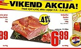 Interspar vikend akcija do 25.4.