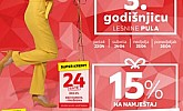 Lesnina katalog Osijek do 26.4.