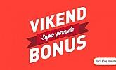 Intersport webshop akcija Vikend bonus do 17.05.