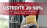 Jysk webshop akcija Hygge dani