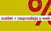 Lesnina webshop akcija Online outlet