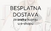 Lisca webshop akcija Besplatna dostava do 24.05.