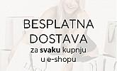 Lisca webshop akcija Besplatna dostava do 31.05