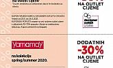 Gloria kuponi Designer Outlet Croatia svibanj 2021