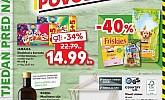 Kaufland akcija za početak tjedna do 19.5.