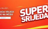 Intersport webshop akcija Super srijeda 30.06.
