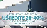 Jysk webshop akcija Dani vrtnog namještaja do 09.06.