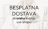 Lisca webshop akcija Besplatna dostava do 28.06.