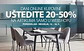 Jysk webshop akcija Dani online kupovine do 18.07.