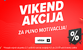 Links webshop akcija za vikend do 04.07.