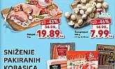 Kaufland vikend akcija do 1.8.