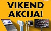 Chipoteka webshop akcija za vikend