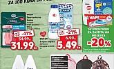 Kaufland akcija za početak tjedna do 1.9.