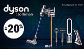Harvey Norman webshop akcija Dyson asortiman