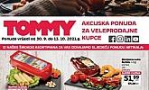 Tommy katalog Veleprodaja do 13.10.