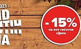 Pevex vikend akcija Vikend skinutih cijena