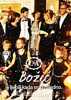 C&A katalog Božić 2014