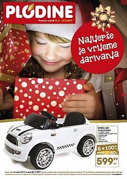Plodine katalog Veseli Božić