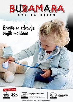 Bubamara katalog Zdravlje mališana