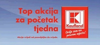 Kaufland Top akcija TV