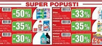 Konzum popust do 50% higijenski proizvodi