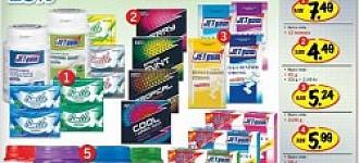 Lidl popust 25% Jet Gum proizvodi