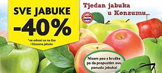 Konzum popust jabuke