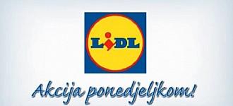 LIDL akcija ponedjeljkom TV akcija