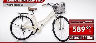 Interspar akcija bicikli i oprema