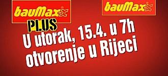 Baumax Rijeka otvorenje TV