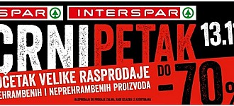 Interspar Crni petak 13.11.