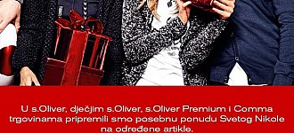 s.Oliver akcija popusti Svetog Nikole