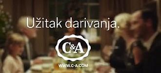 C&A TV akcija Božićni pokloni
