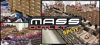 Mass rasprodaja Outlet Split