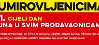 Konzum akcija umirovljenici studeni 2018