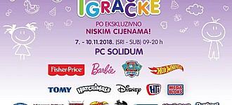 Orbico rasprodaja igračaka 2018