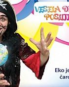 Dječja predstava Eko jeka i Čarobna planeta