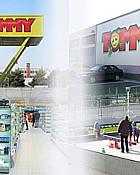 Hipermarket Tommy Split