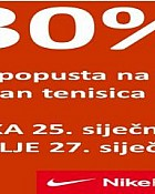 NIKE FS – dodatnih -30%