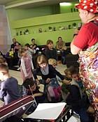 Fotografije sa veselog dječjeg poslijepodneva 27.10.