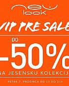 New Look – VIP PRE SALE
