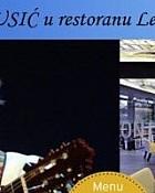 Ibrica Jusić u restoranu Les Ponts!