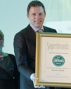 Green Gold Centru dodijeljeno priznanje Superbrands Croatia's Choice 2012.!